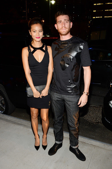 Jamie Chung - Versus Versace - Arrivals - Mercedes-Benz Fashion Week Spring 2015