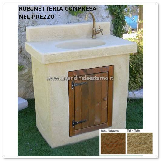 Casa moderna roma italy lavabo esterno - Lavandino esterno ikea ...