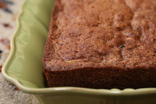 Zucchini Spice Bread (Everyday Food)