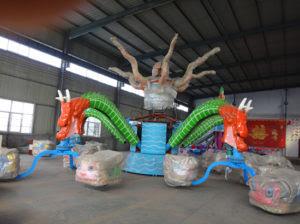 Amusement park octopus rides with 30 seats for sale