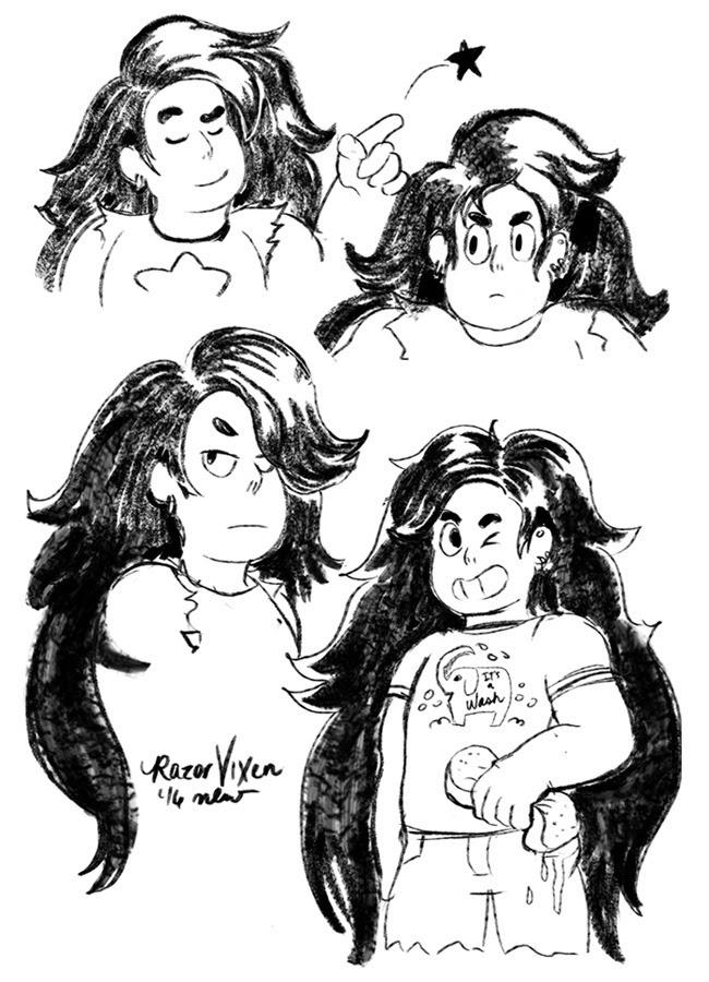star child sketches