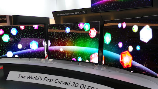 LG - Please revive 3D on a 2018 OLED TV model