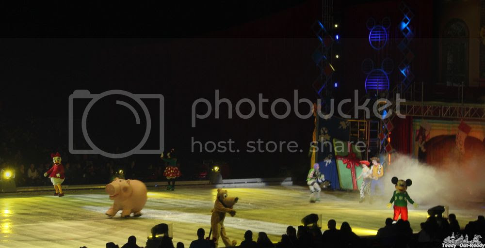 Disney on Ice Toy Story TO