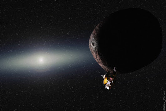 Finally! New Horizons has a second target | The Planetary Society
