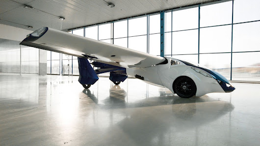 AeroMobil hopes to launch its flying car in 2017, and a self-flying car after that