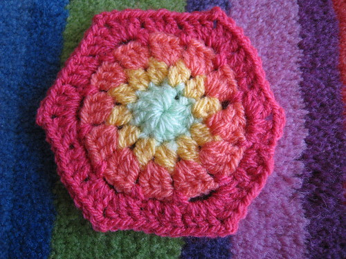 Crochet Hexagons