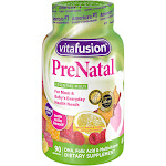Vitafusion Prenatal Vitamins Gummies - 90 count