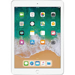 "Apple 9.7"" iPad (Early 2018, 32GB, Wi-Fi Only, Silver) MR7G2LL/A"