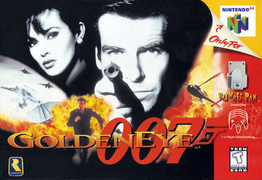 Listen to the Goldeneye 007 soundtrack as it was always meant to be heard