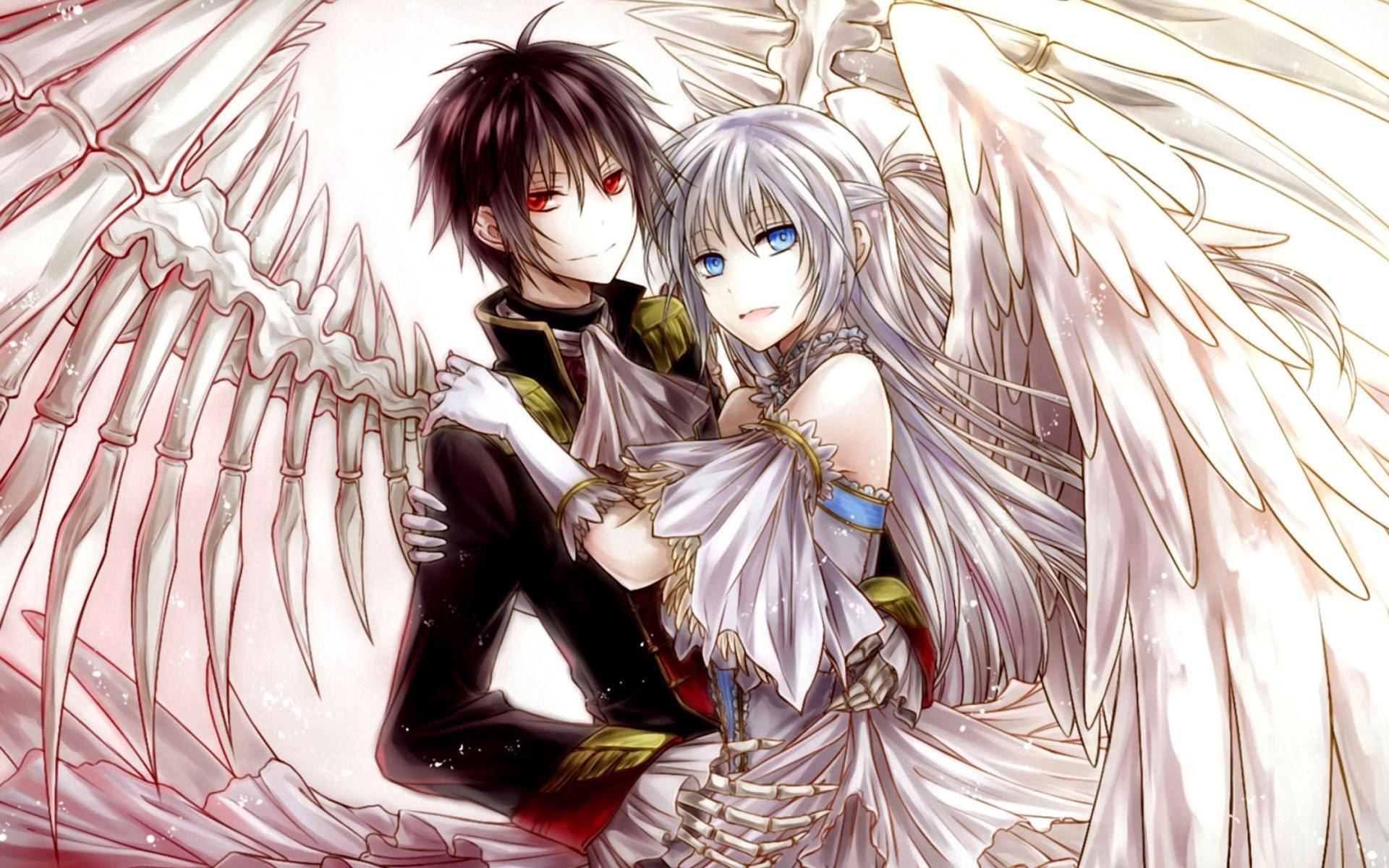Unduh 67 Wallpaper Anime Couple Keren HD Terbaru