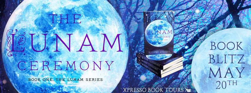 Book Lovers Life: The Lunam Ceremony by Nicole Loufas Book Blitz and Giveaway!
