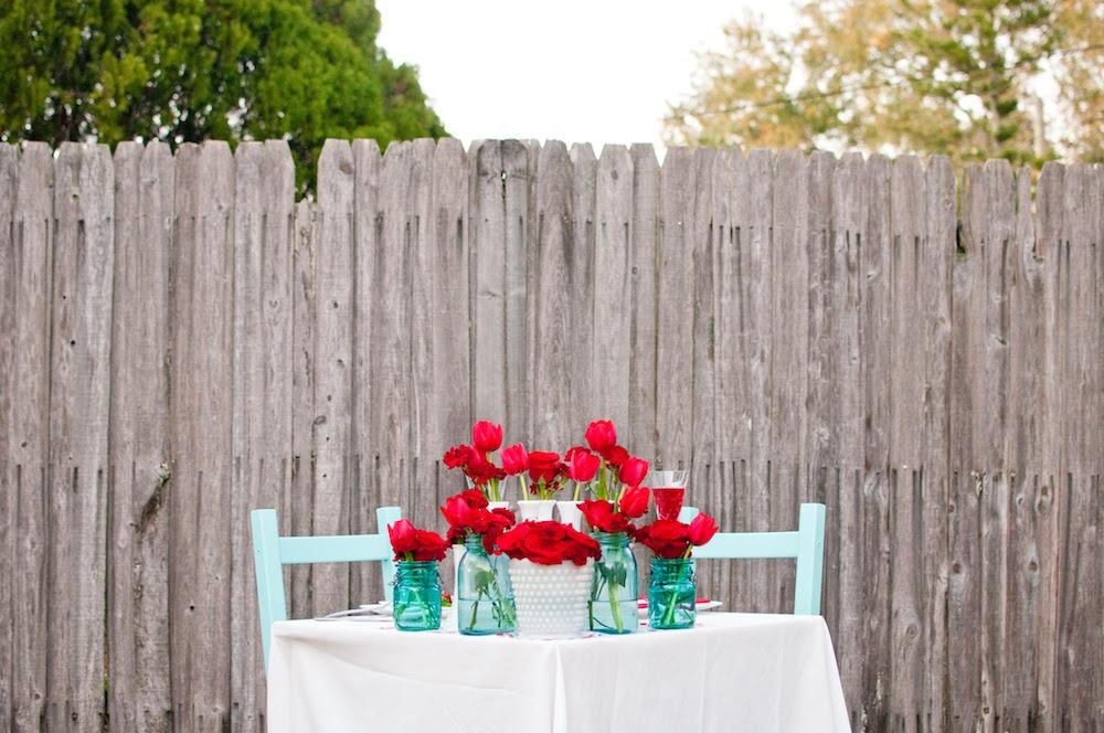 Valentines Day DIY Dinner Date Inspiration