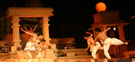 Khajuraho Dance Festival-Dance Festivals in India -