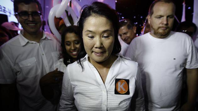 Presentan un nuevo pedido de exclusión contra Keiko Fujimori. (Perú21)