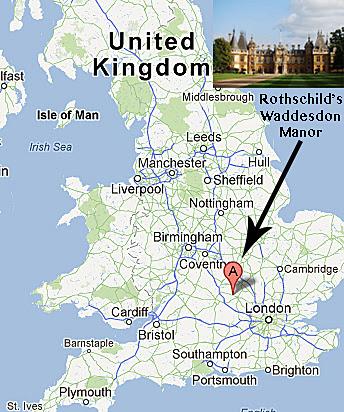 Rothschild Waddeson Manor