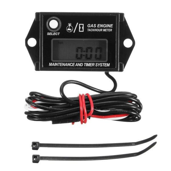 Digital Tachometer Wiring Spark Plug