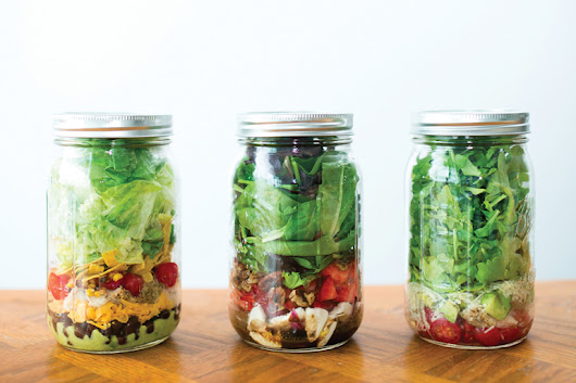 10 Easy Lunch Meal Prep Ideas