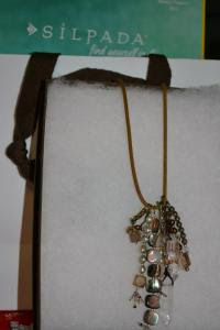 This beautiful Silpeda Charm necklace was donated by Lori Casciani. Valued at $120 it is a beautiful donation! Thank you!