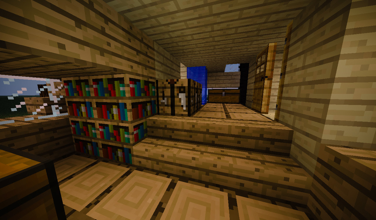 V3 - 1 Pro HOME DESIGN Minecraft Project