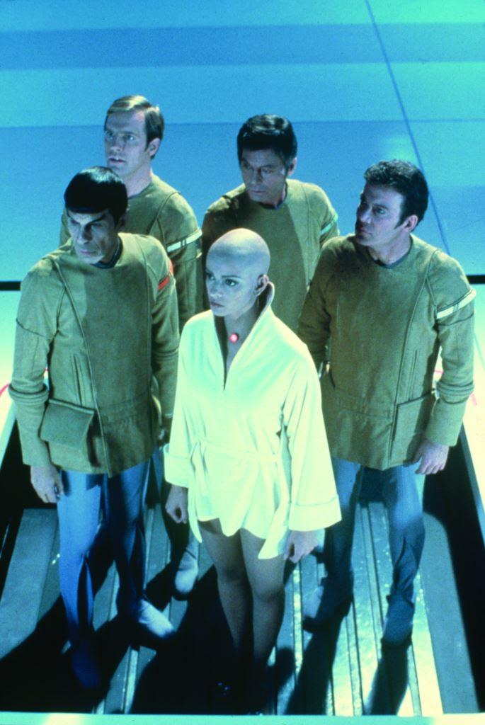 The First Ever 'Star Trek' Film Celebrates Its 40th ...