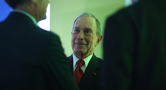 Why the Media is Desperate for Bloomberg to Run