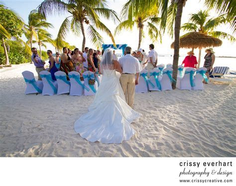 Destination Wedding Ceremony  Renaissance Island, Aruba