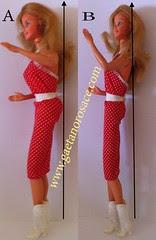 Barbie-postural