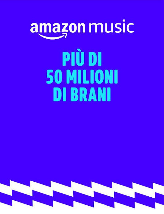 Amazon Music Unlimited: ascolta la tua musica ora