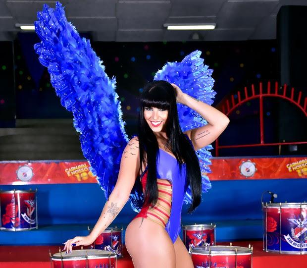 Bianca Leão (Foto: Vagner Souza / MF Models Assessoria )