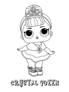 lol surprise coloring pages  print and color
