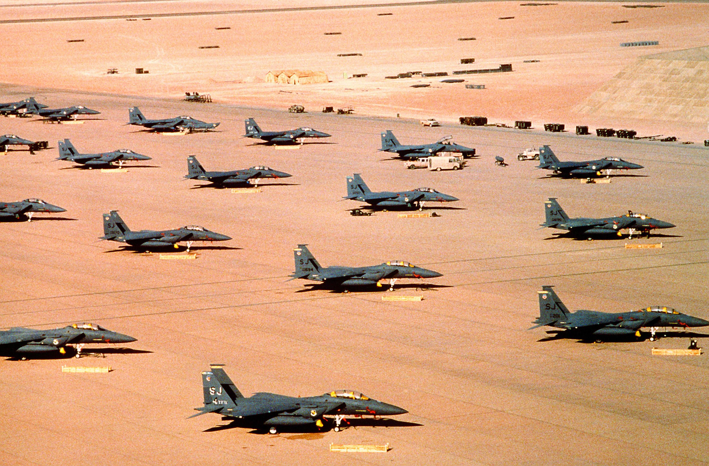 Operation Iraqi Freedom Wallpaper