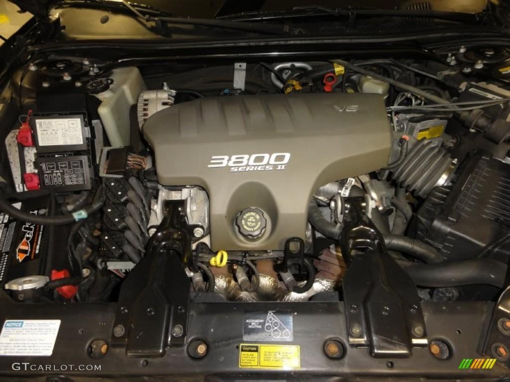 Chevrolet Gallery  2003 Chevrolet Monte Carlo Engine 38 L