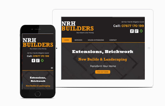 JKE Web Design | NRH Builders