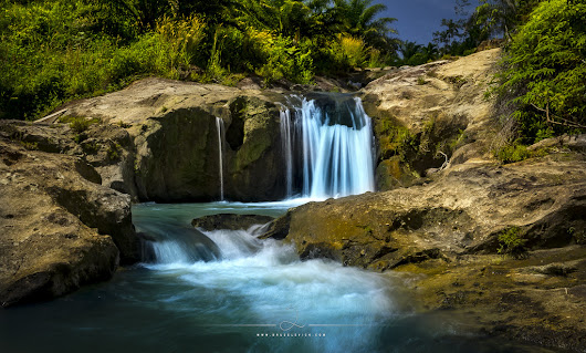 Waterfalls of Central Bengkulu