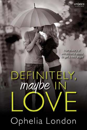 Definitely, Maybe in Love (Entangled Embrace) by Ophelia London