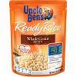 Uncle Ben's Rice Ready Rice Whole Grain Brown, 8.8 Ounce (12 Pack)