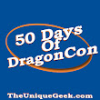 50 Days Of Dragon Con 2014 (Day 1) – Just Leigh and Jon