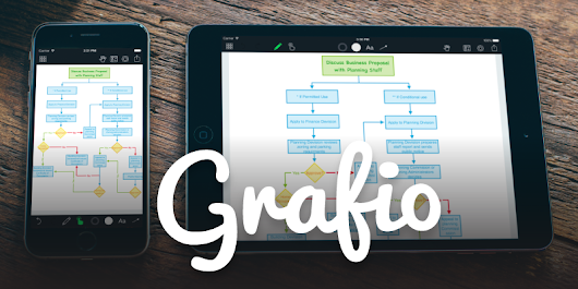 Grafio - Diagrams and ideas