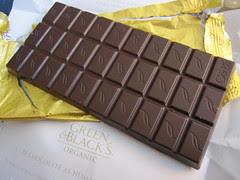 Green & Black's Organic Mint Chocolate