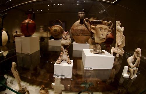 Cypriotic art at the Met