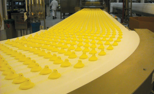 Just Born invites Peeps fans inside Pennsylvania factory for United Way campaign