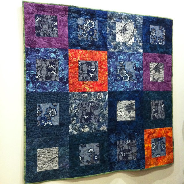 Susan's birthday quilt