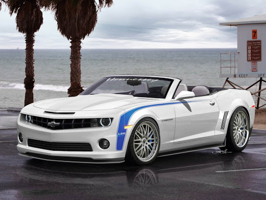 2011 HPE700 Camaro Convertible from Hennessey  |  Car Tuning News | Auto News | Car NewsCar Tuning News | Auto News | Car News