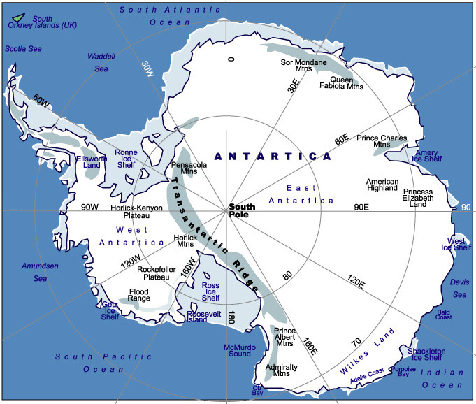 Image result for pics of map of Antarctica