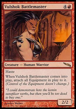 Maestra de la guerra vúlshok