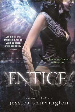 Entice (The Violet Eden Chapters, # 2)