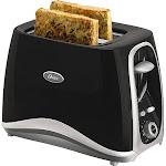 Oster Inspire 2-Slice, Toaster Black