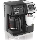 Hamilton Beach FlexBrew 49976 12-Cup Coffee Maker - Black
