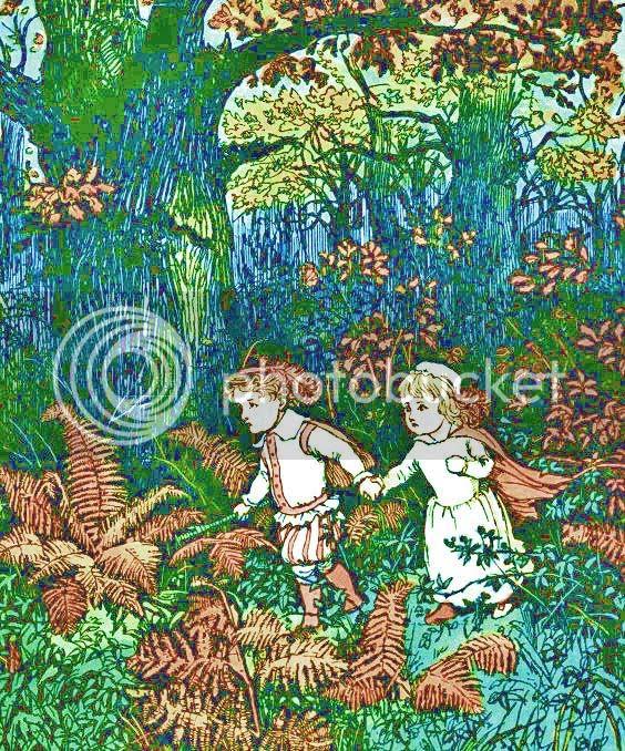 Los niños verdes de Woolpit por Brian Haughton
