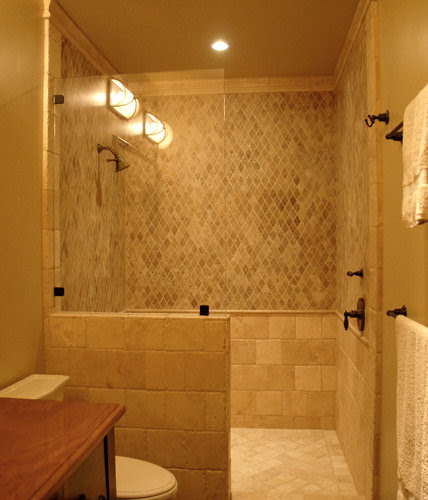 Showers Without Doors Home Design Ideas, Pictures, Remodel ...